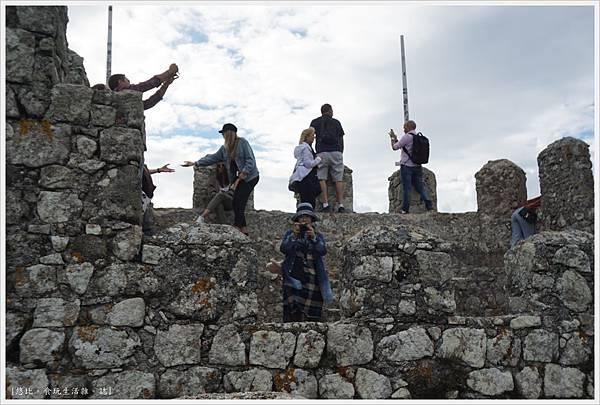 辛特拉-232-摩爾人城堡Castelo dos Mouros.JPG