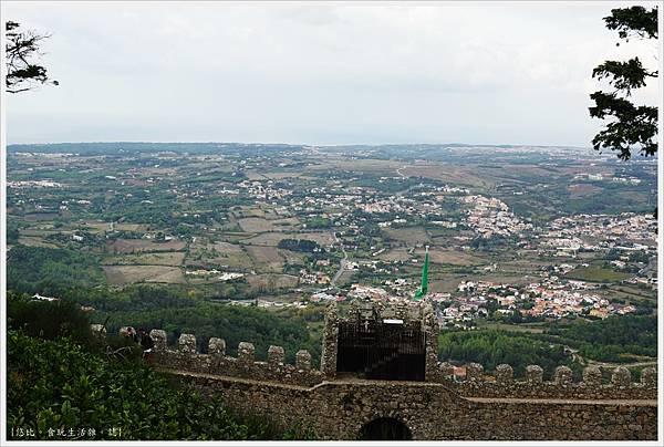 辛特拉-234-摩爾人城堡Castelo dos Mouros.JPG