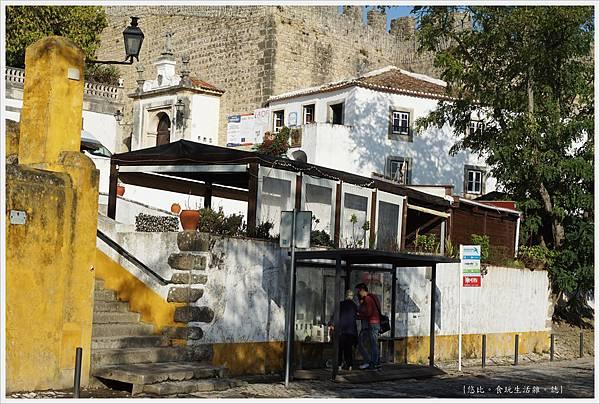 歐比多斯Obidos-2-巴士站.JPG