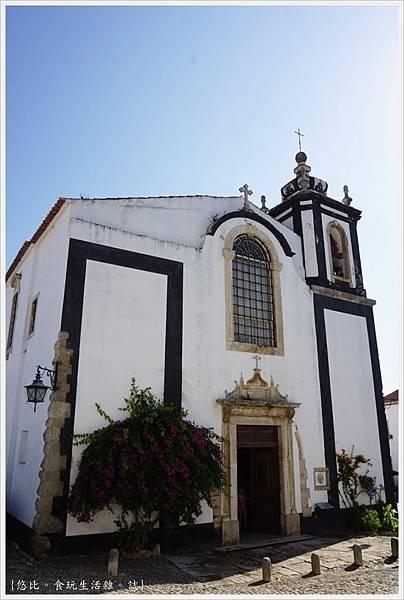 歐比多斯Obidos-85-聖馬丁教堂.JPG