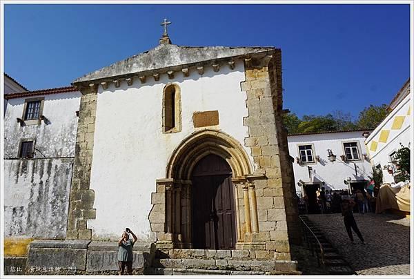 歐比多斯Obidos-88-聖馬丁教堂.JPG