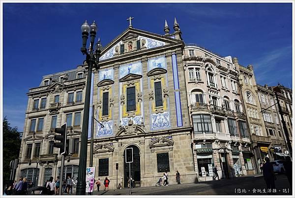 Porto-85-聖安東尼教堂lgreja de Santo Antonio dos Congregados