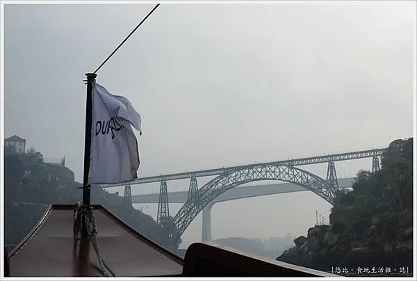 波多-杜羅河遊船-13-Ponte D. Maria Pia 瑪麗亞·皮亞橋.JPG