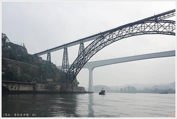 波多-杜羅河遊船-14-Ponte D. Maria Pia 瑪麗亞·皮亞橋.JPG