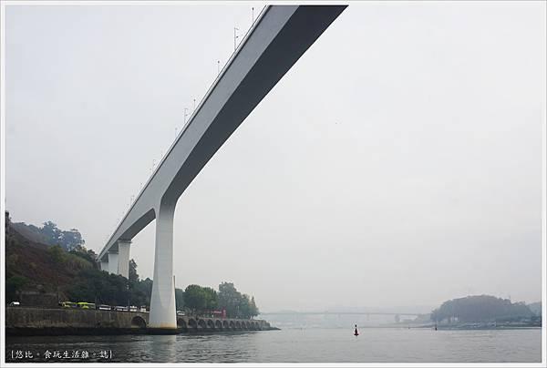 波多-杜羅河遊船-20-Ponte de São João 聖喬安橋.JPG