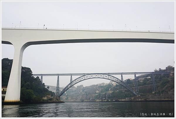 波多-杜羅河遊船-21-Ponte de São João 聖喬安橋.JPG