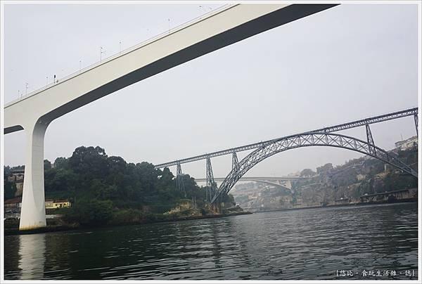 波多-杜羅河遊船-22-Ponte de São João 聖喬安橋.JPG