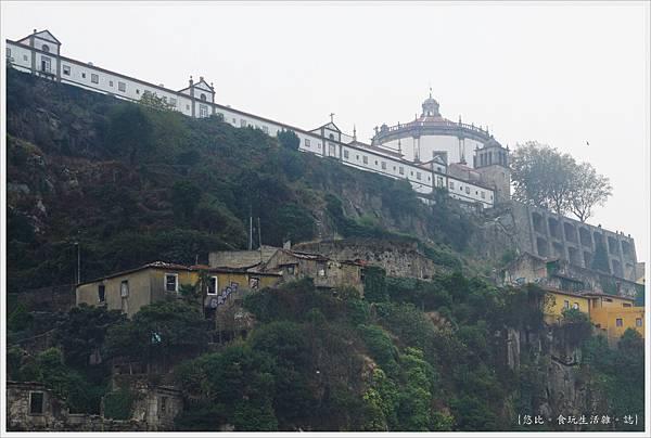波多-杜羅河遊船-28- 皮拉爾修道院Mosteiro da Serra do Pilar.JPG
