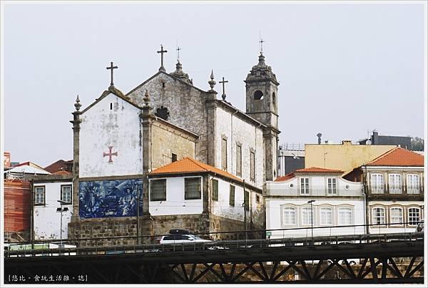 波多-杜羅河遊船-56-Parish Church of Massarelos教堂.JPG