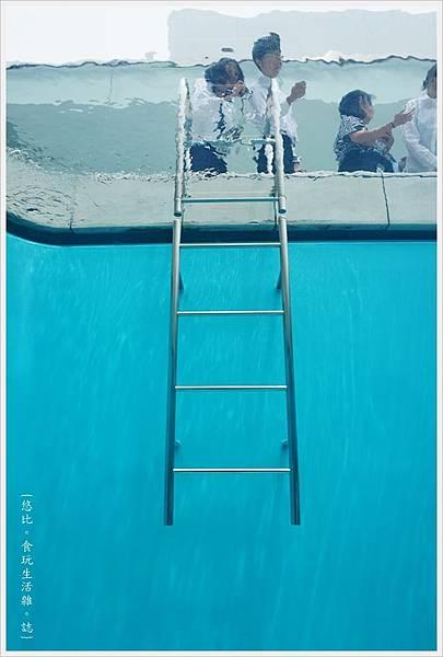 21世紀美術館-51-游泳池.JPG