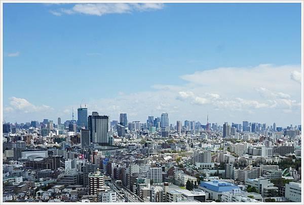 CARROT TIWN-4-東京鐵塔.晴空塔.JPG