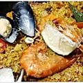 黑浮咖啡台中-32-加利西亞綜合海鮮烤飯.jpg