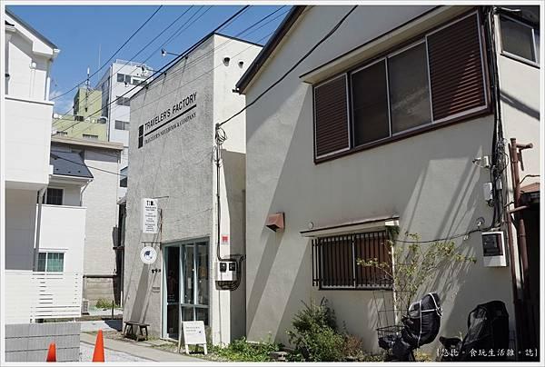 中目黑-2-Traveler's Factory.JPG