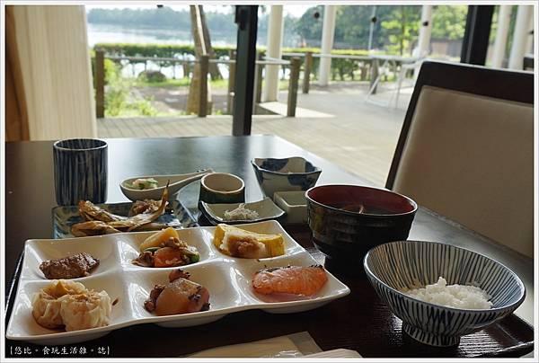 天橋立飯店-1-早餐