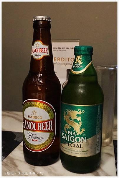 ESSENCE RESTAURANT-8-啤酒.JPG