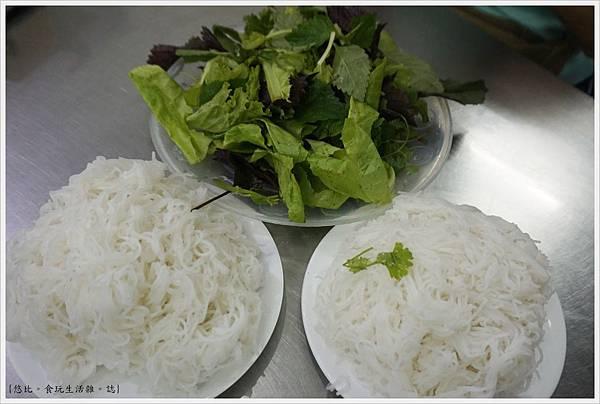 Bun Cha Huong Lien豬肉米線-3.JPG