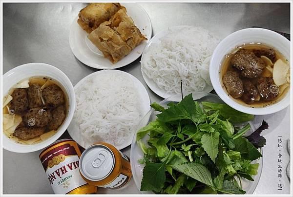 Bun Cha Huong Lien豬肉米線-14.jpg