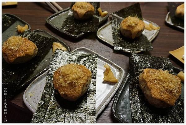 赤沐日本料理-32-烤飯糰.JPG