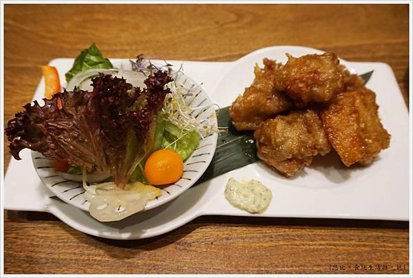 八庵-25-雙主餐套餐日式南蠻雞.JPG