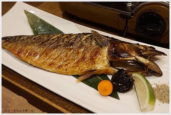 八庵-33-雙主餐套餐季節烤魚.JPG