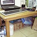 和室桌 (上面的雜物不是要賣的 XD)