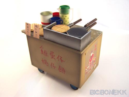 香港食玩:街頭小食雞蛋仔01