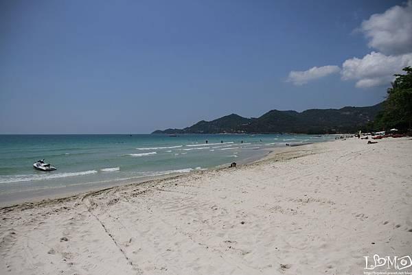 蘇美島海灘