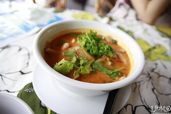 泰國超好喝酸辣湯