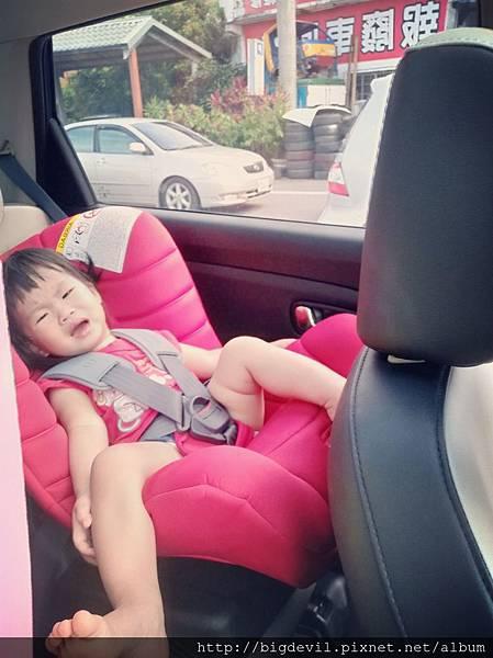 【育兒】孩子的安全,不容妥協》汽車安全座椅養成經驗分享