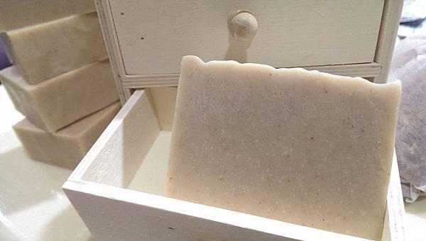 檜樂杏芙乳皂