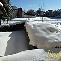 snow & sunshine