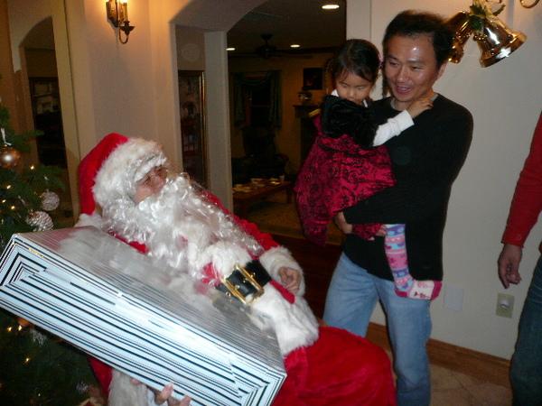 Xmas with Santa-S