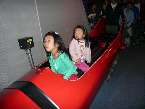 模擬奧運bobsled
