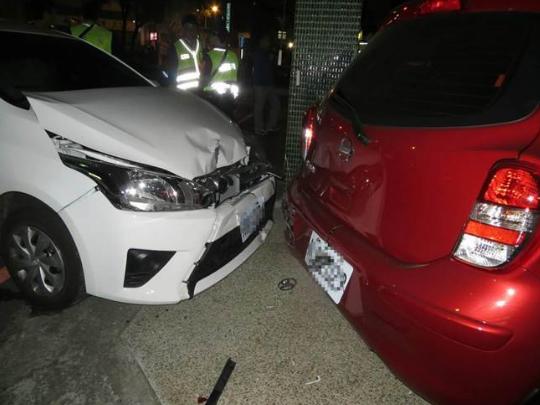 車禍 汽車碰撞 二手車 拼裝車