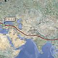 CYT Pilgrim Tour Map 2011_001