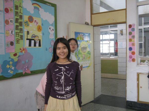 2007-3-14我的教室裡