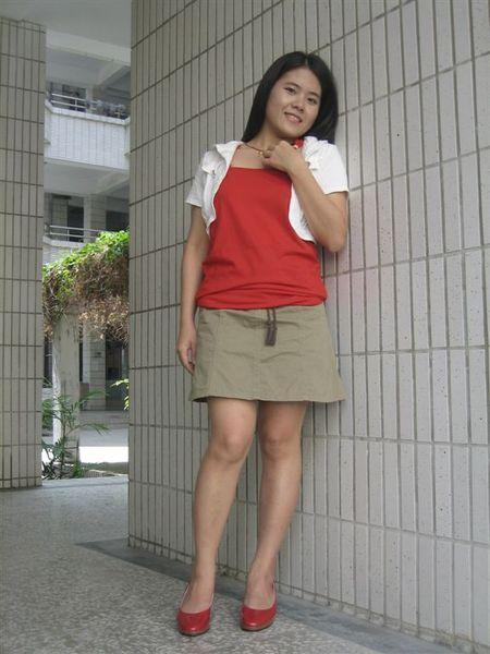 NM小可愛+東海外搭小白衣+YAP裙子+東寧路鞋子