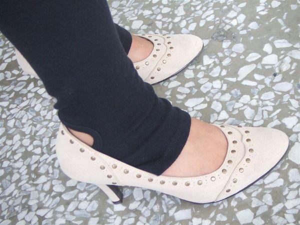 我愛的卯釘鞋