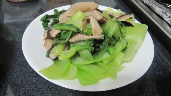 配菜類八號--香菇上匙