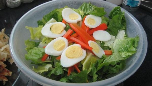 沙拉類一號--生菜沙拉