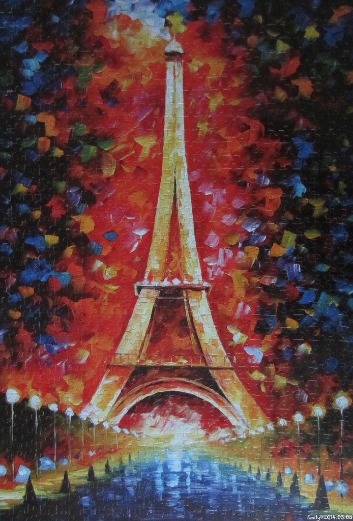 《艾‧拼圖-244》La Tour Eiffel.jpg