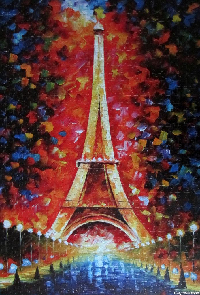 《艾‧拼圖-244》La Tour Eiffel-1.jpg