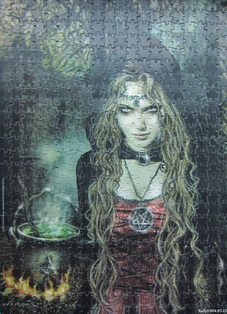 《艾‧拼圖-246》Witch.jpg