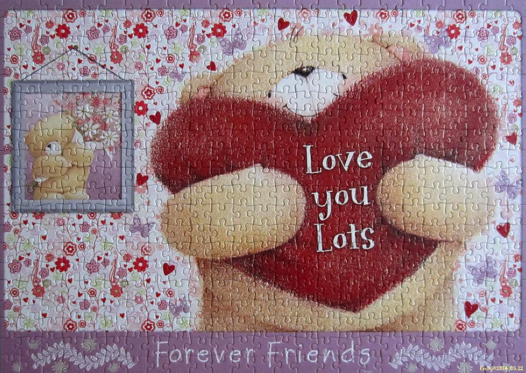 《艾‧拼圖-257》Forever Friends-1.jpg
