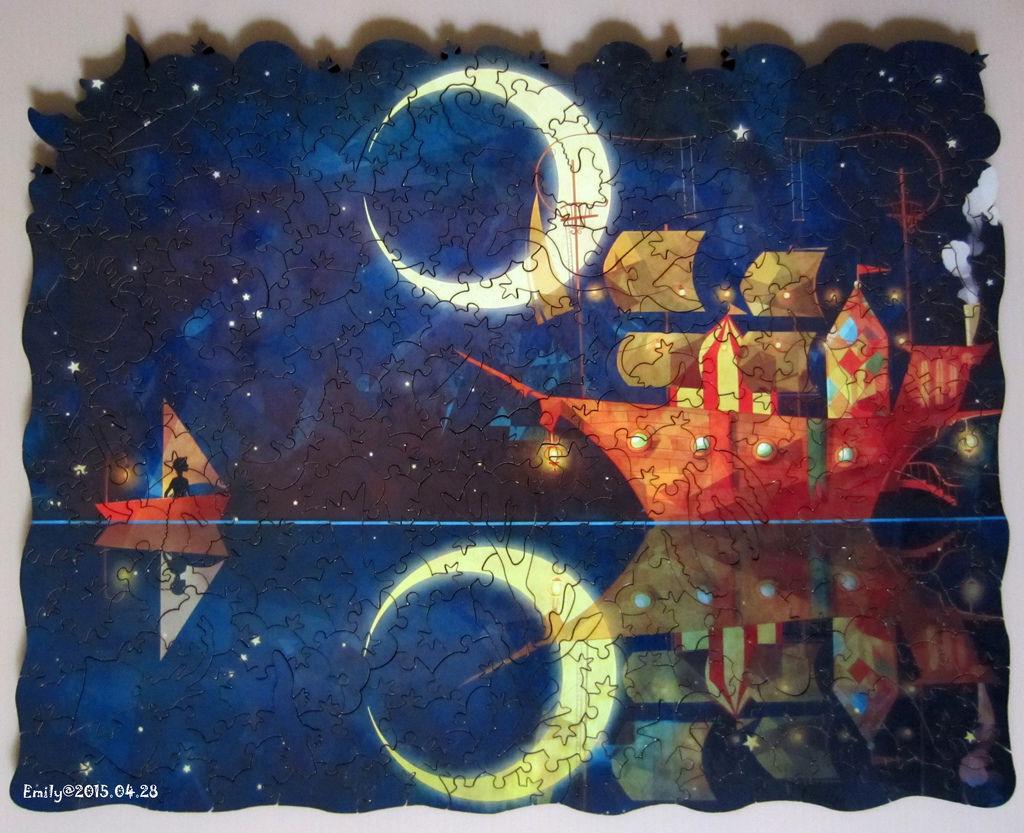 《艾‧拼圖-347》Night Ship-2.jpg