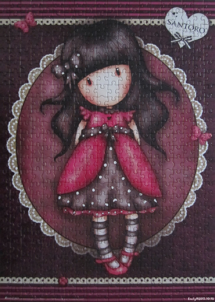 《艾‧拼圖-399》Gorjuss-Ladybird.jpg