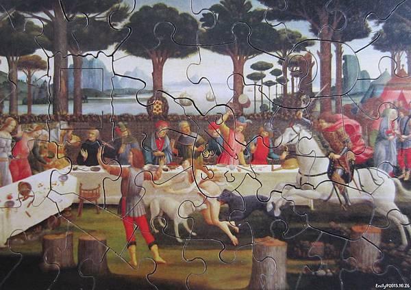 《艾‧拼圖-402》The Story of Nastagio degli Onesti, third panel.jpg