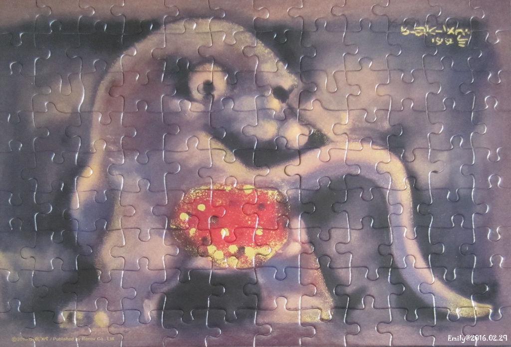 《艾‧拼圖-497》Lucky Monkey.jpg