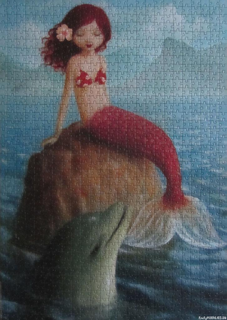 《艾‧拼圖-500》Little Mermaid.jpg