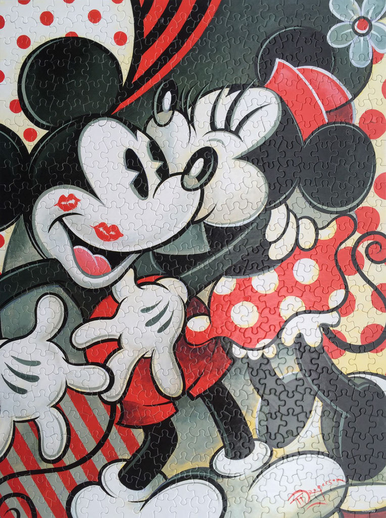 《艾‧拼圖-571》Mickey Mania-Hugs and Kisses.jpg